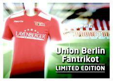 1. FC UNION BERLIN FANTRIKOT