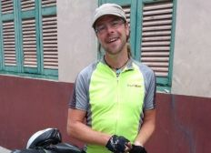 Stefans Pan Americana biking tour