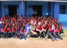 Schulvan für die Havoor Schule/ Van for Havoor school