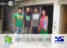 Proyecto Solidario: Mano a Mano