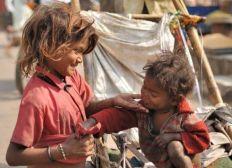 Scott's Money pot for street children in Jaipur