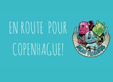 En route pour Copenhague