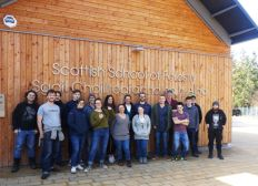 Borders Trip 2017 - Scottish School of Forestry