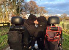 Mobilität für Rollifahrer