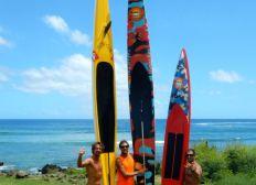 Molokai 2 Oahu - Championnats du Monde de Paddleboard