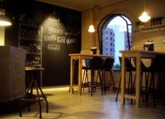Crear una Cafetería