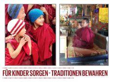 Unterstützen Sie das kleine Kloster in Süd Sikkim / Support the small monastery