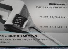 Non à la fermeture de la SARL Burkhardt.S