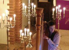 Konzertharfe für Laura