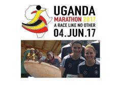 Caro & Amelie laufen für Uganda