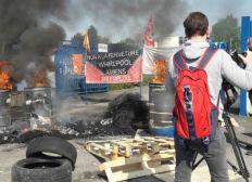 Solidarité au salariés Whirlpool Amiens compte officiel et unique tous autre compte est de profiteurs merci