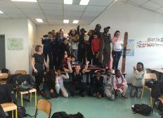Sortie scolaire Collège Iqbal Masih - Saint-Denis