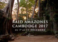 Coeur d'Amazones au CAMBODGE!!!