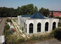 Construction de la mosquée de Liévin