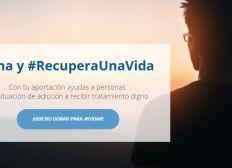 #RecuperaUnaVida