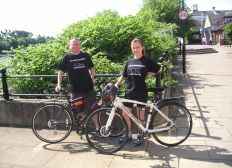Save The Asian Elephants (STAE) Fundraising Bike Ride London to Windsor