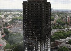 Donnation for Grenfell tower victims