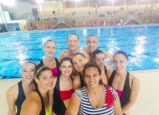 Road to Budapest - Championnats du Monde Masters Natation Synchronisée Toulouse