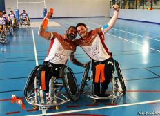 Help Seb for his wheelchair rugby costs and coming World Cup costs !!