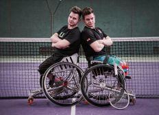 Tennis wheelchair - Paralympics 2020