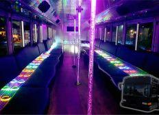 Party-Geburtstagsbus kaufen