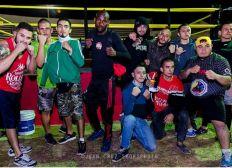 GLADIATOR MMA PACHO 2017