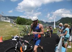 Brian Tétard: objectif championnat du monde de cross triathlon à Hawaï