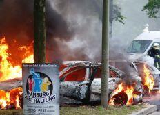 Bitte helft uns den Opfern, die ihre Autos verloren haben, etwas unter die Arme zu greifen!