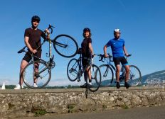 Cycling for a Geneva Academy Scholarship - A Transalpine Journey to the Cradle of the Red Cross