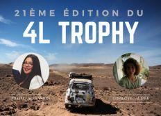 Le 4L Trophy des Demoiselles en 4L