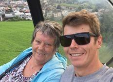 Trail-Marathon in Gedenken an meine Grossmutter