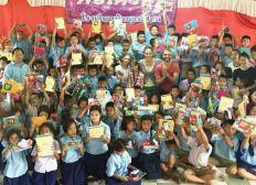 Kinder-/Schulhilfe in Ban Mae Pam (Nord-Thailand)