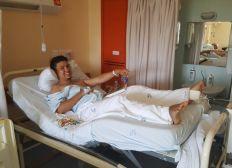 Tony's Surgery