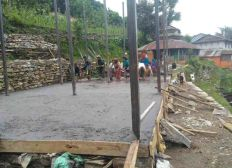 Badagaon - Nepal Disaster Relief