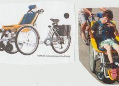 ma bicyclette, ma bécane