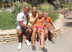 Diagnose Hirntumor. Letzter Wunsch Familienreise nach New York