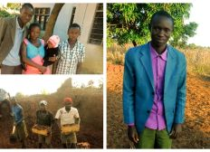 Bau ein Haus in Tansania!