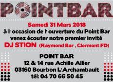 Point Bar - à Bourbon L'Archambault