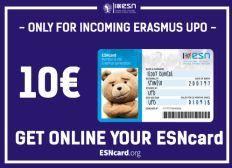 ESNcard ONLINE