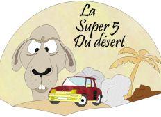 Association de la super 5 du désert