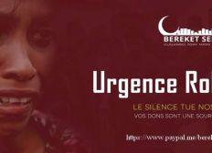Urgence Rohingyas