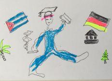 Master's degree: from Cuba to Germany ::::: Masterstudium: von Kuba nach Deutschland