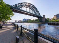 Tyne Bridge Zip Slide
