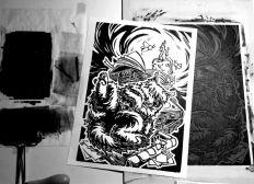 Coris Jakobsweg unterstützen & limitierten Kunstdruck abstauben!
