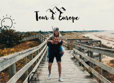 Le tour d'Europe de Margot & Julien