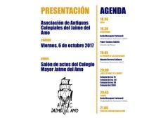 Evento de Inauguración Asociacion Antiguos Colegiales Jaime del Amo