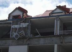Sinistré de l'Ouragan Irma à Saint-Martin
