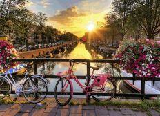 Faire le tour des Pays-Bas