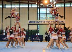 Championnat du monde de cheerleading - ASPTT Pau Fire Cheerleaders