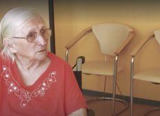 Ein elektrischer Rollstuhl für Gisela Wildner